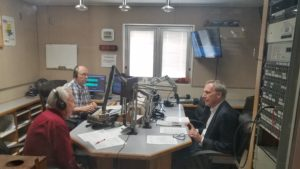 Dr Miller on KELO NewsTalk during The Its Your Business radio show