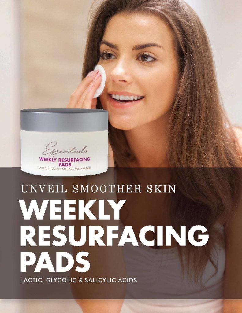 Weekly Resurfacing Pads